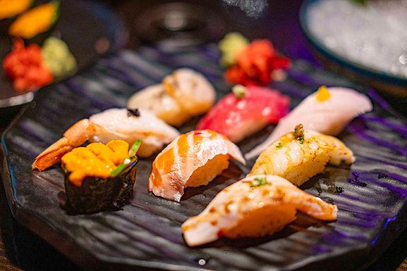 台北國父紀念館|日式居酒屋|DOZO創作和食|一邊欣賞太鼓表演,再來一口熱騰騰的和牛,體驗視覺與味覺的雙重享受