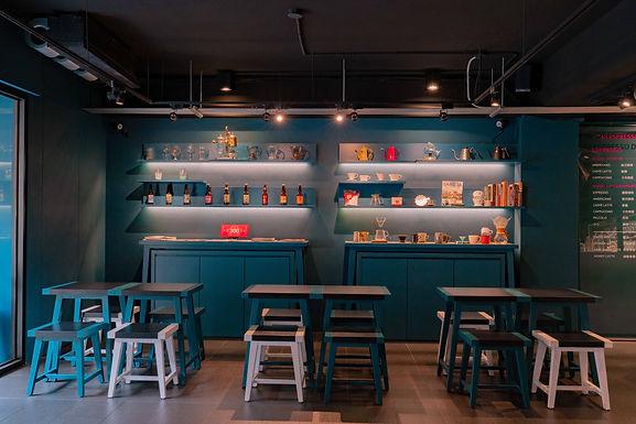 台北中山國中|咖啡廳|樂初咖啡|愜意的聽著音樂,來杯香氣濃郁的哥倫比亞手沖吧