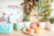 Yuzu Patisserie 一壺微酸玫瑰果茶,一顆顆療癒系粉嫩馬卡龍,與閨蜜暢聊的幸福時光