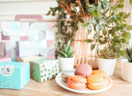 Yuzu Patisserie|一壺微酸玫瑰果茶,一顆顆療癒系粉嫩馬卡龍,與閨蜜暢聊的幸福時光