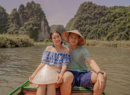 Ninh Binh Day Tour  (上)|寧濱長安|一窺人間仙境陸龍灣 Trang An