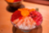 台北國父紀念館|居酒屋|魚君 さかなくん 鮮魚專門居酒屋|超猛海膽丼看的你口水直流!