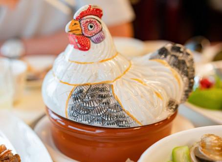 台北中山|台菜|雞家莊|米其林推薦,四十年老字號經典老滋味,家庭聚餐的好選擇