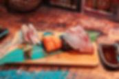 捷運台北車站|日式居酒屋|酒留米|伴著柚香氣息,沈浸在濃濃日式風情裡