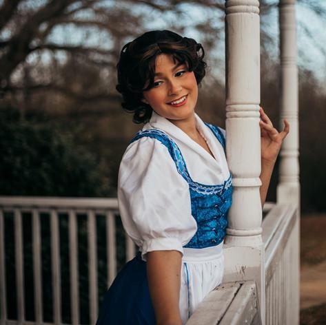 Belle Town Dress