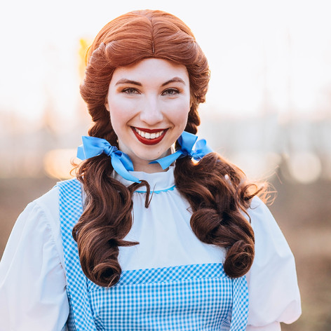 Dorothy Party Character