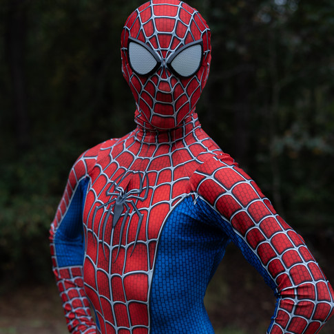 spiderman for hire macon