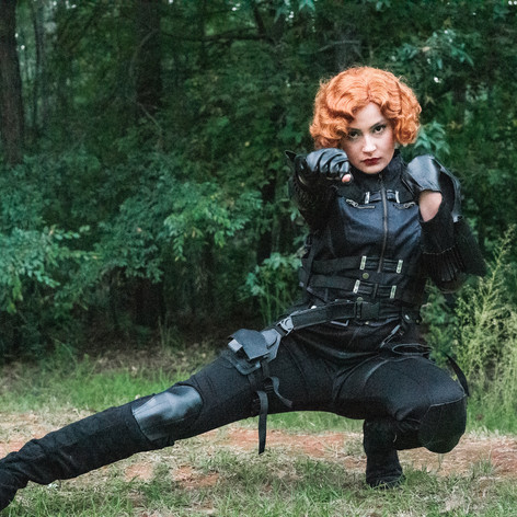 Black Widow Character