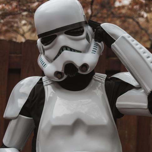 stormtrooper cosplay