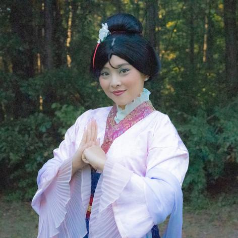 Mulan Cosplay