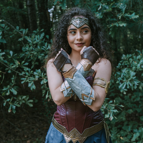 Wonder woman Rental