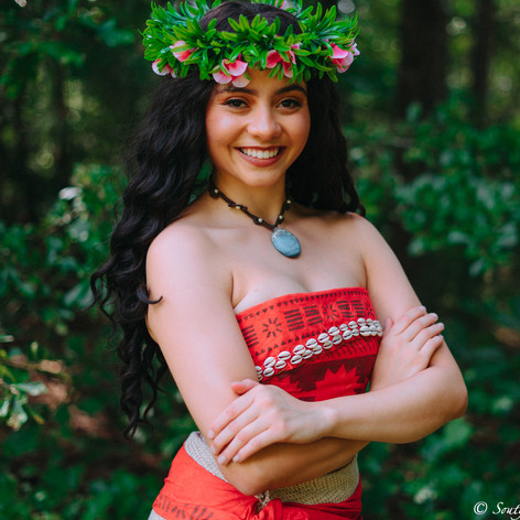 Moana for Rent