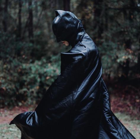 Atlanta Batman Cosplayer