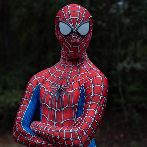 spiderman for hire atlanta
