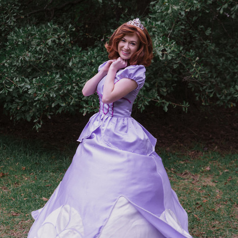 Sofia the First Birthday
