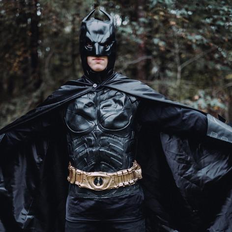 Batman for hire