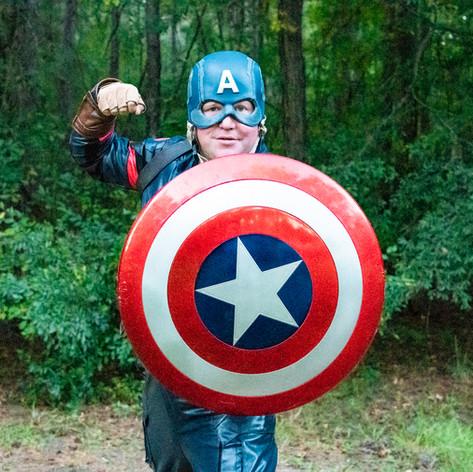 Captain America Character