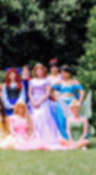 Ariel, Prince Charming, Aladdin, Aurora, Sleeping Beauty, Sofia the First, Jasmine, Tinkerbell Party Character