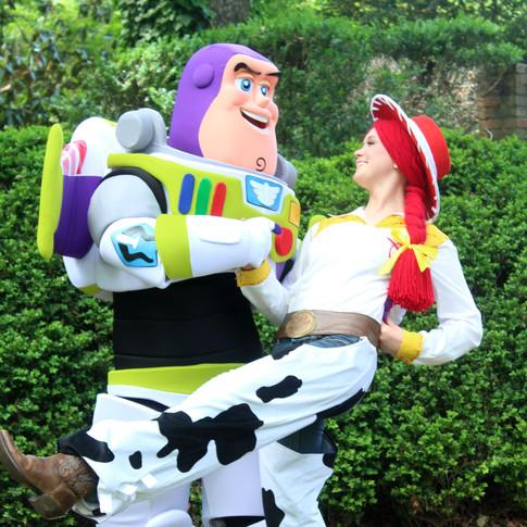 Buzz and Jesse