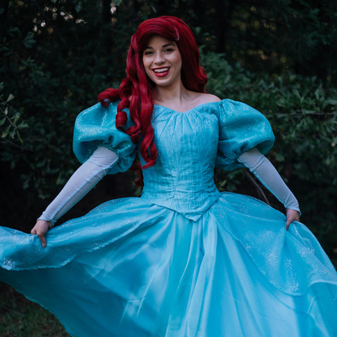 Disney Parks Character Rental