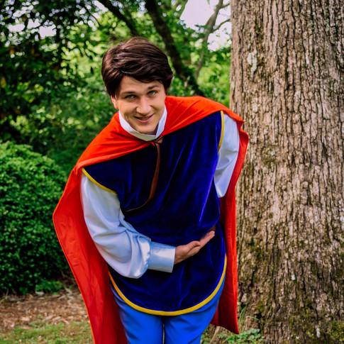 Snow White Prince