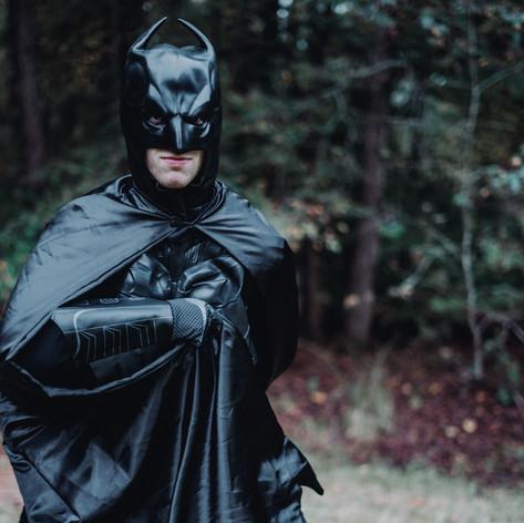 Batman character rental