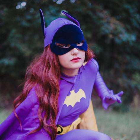 Batgirl Birthday