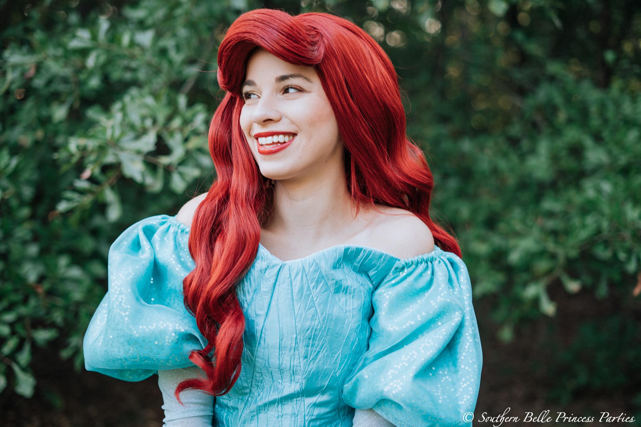Ariel Princess Party