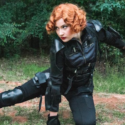 Black Widow Superhero