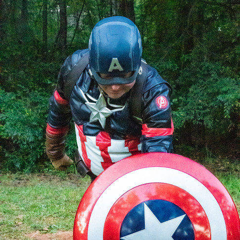 Captain America rental