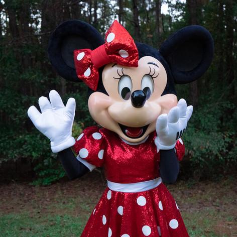 Atlanta Minnie Mouse
