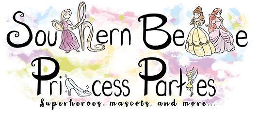 Southern Belle Princess Parties Logo