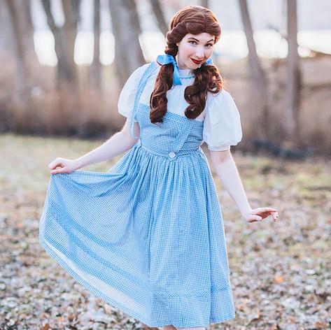 Dorothy Cosplay