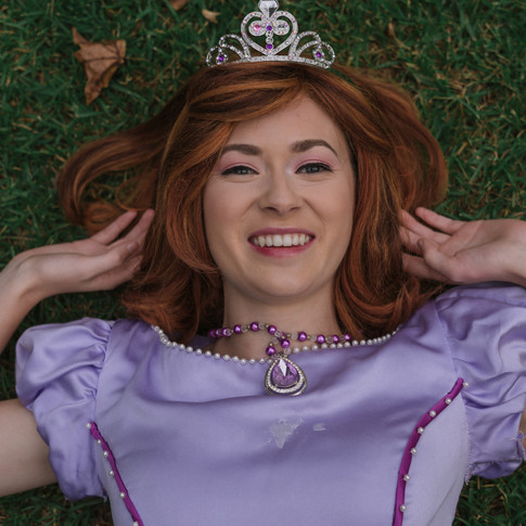 Sofia the First Character Rental