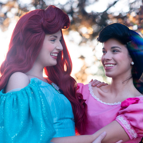 Melody and Ariel
