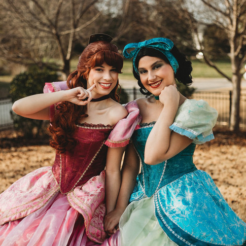 Cinderella's Sisters