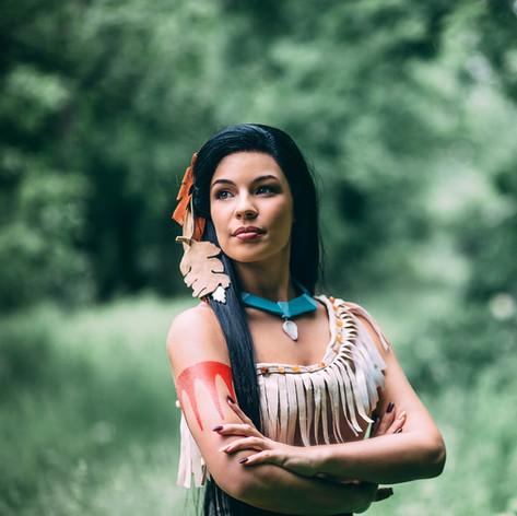 Pocahontas character