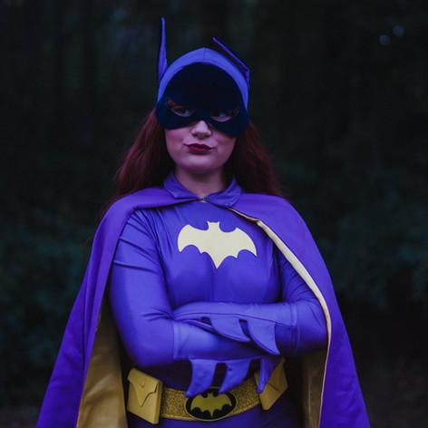 Batgirl for Hire