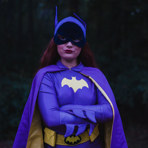 Batgirl for Hire