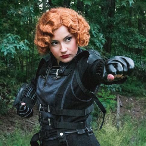 Black Widow for Rent