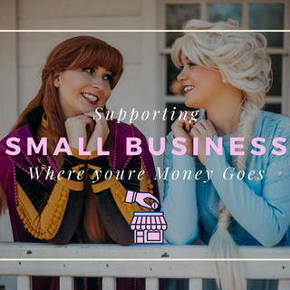 Supprting Small Business