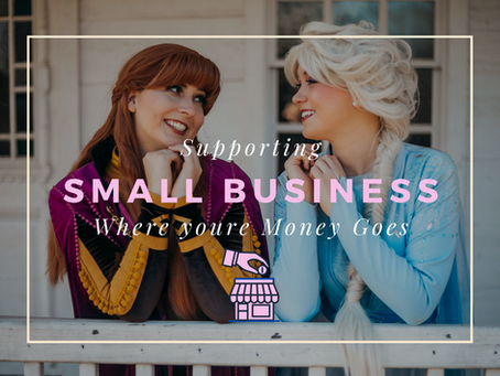 Supporting Small Business: What exactly and I paying for?