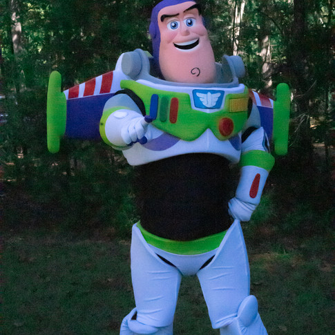Buzz Lightyear for Rent