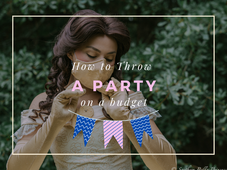 Budgeting and your Child's Birthday