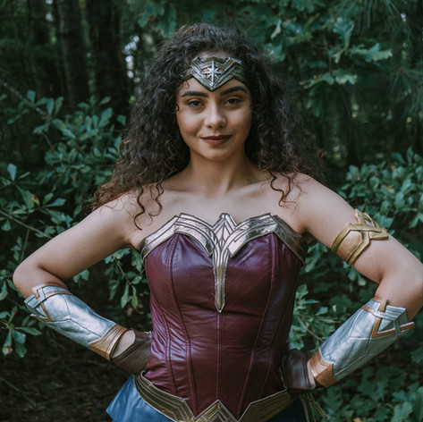 Wonder Woman for Rent