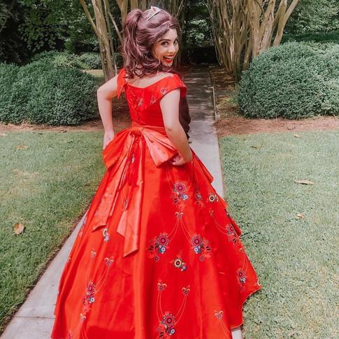 Atlanta Princess Rental