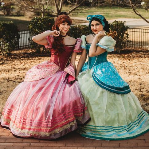 Disney Stepsisters