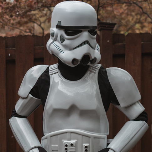 Stormtrooper for hire