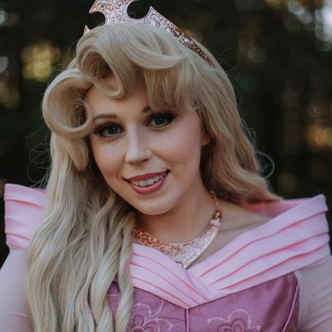Princess Aurora Character
