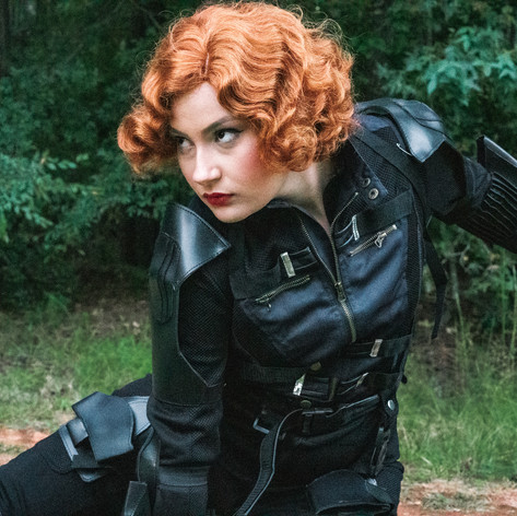 Black Widow Superhero
